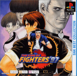The King of Fighters '97 (PSOne Books)