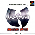 Wu-Tang: Shaolin Style (SuperLite 1500 Series)