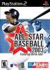 All-Star Baseball 2003 Box