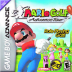 Mario Golf Advance Tour Box