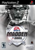 Madden NFL 2005 (Collector's Edition) Box