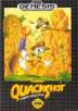 Quackshot Starring Donald Duck Box