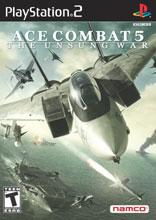 Ace Combat 5: The Unsung War Boxart