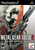 Metal Gear Solid 2: Sons of Liberty Box