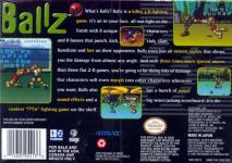Ballz: 3D Fighting at its Ballziest