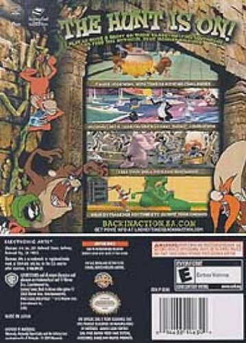 Looney Tunes: Back in Action Back Boxart