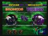 Broncs vs Vikes