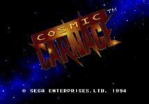 Cosmic Carnage