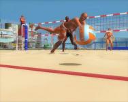 Beach Volleyball: Summer Heat