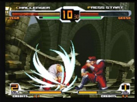 SVC Chaos: SNK vs. Capcom