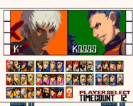 The King of Fighters 2000 & 2001